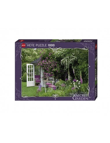 Heye Garden: Περίπτερο Κήπου 1000pcs (29690)