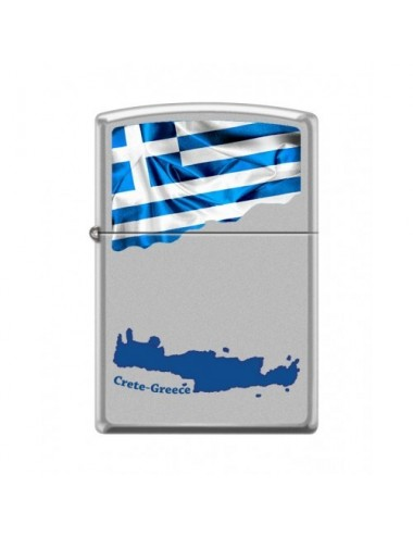 ZIPPO 205-015038 CRETE AND GREEK FLAG CI018489