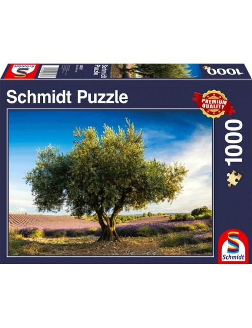 Schmidt 58357 Ελιά στην Προβηγκία 1000pcs