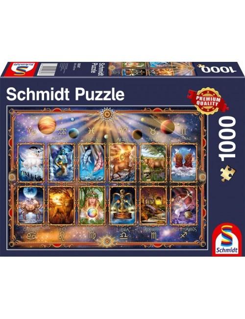 Schmidt 58347 Σήματα Ζωδίων 1000pcs