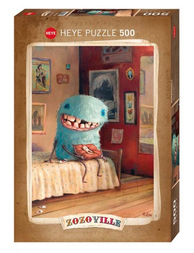 Heye Zozoville: Milk Tooth 500pcs (29701)
