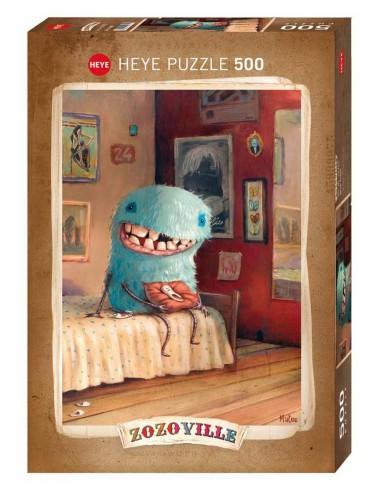 Heye Zozoville: Milk Tooth 500pcs (29701)