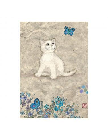Heye Cats: White Kitty 500pcs (29626)