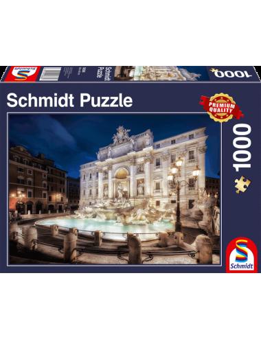 Schmidt Fontana di Trevi, Rome 1000pcs (58388)