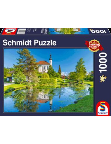 Περισσότερα σχετικά με Schmidt Breitbrunn, Chiemgau 1000pcs (58389 )