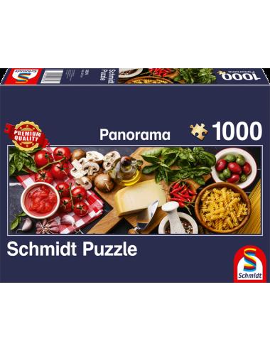 Περισσότερα σχετικά με Schmidt Panorama Italian cooking 1000pcs 58374