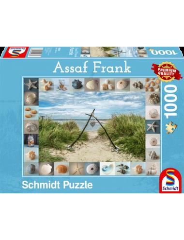 Περισσότερα σχετικά με Schmidt Seashore collectibles 1000pcs 59631