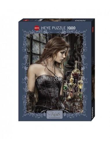 Περισσότερα σχετικά με Heye Victoria Frances: Favole Poison 1000pcs 29198