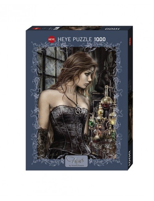 Heye Victoria Frances: Favole Poison 1000pcs 29856