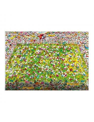 Heye Guillermo Mordillo: Crazy World Cup (29072) 4000 pcs