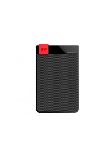 SILICON ΕΞΩΤΕΡΙΚΟΣ HDD USB 3.0 2TR ΜΑΥΡΟΣ DIAMONT