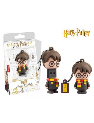 TRIBE FLASH DRIVE USB 3D HARRY POTTER 16GB