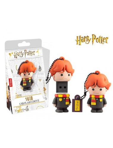 TRIBE FLASH DRIVE USB 3D RON WEASLEY 16GB