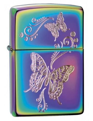 ZIPPO 28442 Multi Colour Butterflies