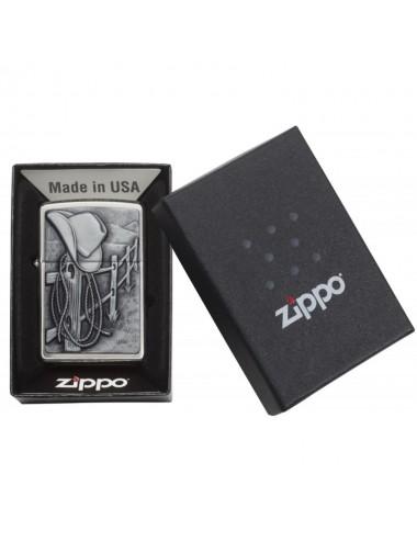 ZIPPO 24879 Resting Cowboy