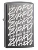 ZIPPO 29631  Zippo Script