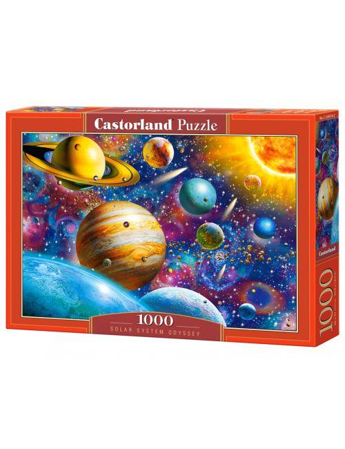 Castorland Solar System Odyssey 1000 ΚΟΜΜΑΤΙΑ C-104314