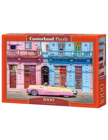 Castorland OLD HAVANA 1000 ΚΟΜΜΑΤΙΑ C-104550