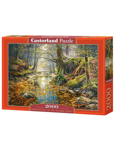 Castorland  REMINISCENCE OF THE AUTUMN FOREST 2000 ΚΟΜΜΑΤΙΑ C-200757