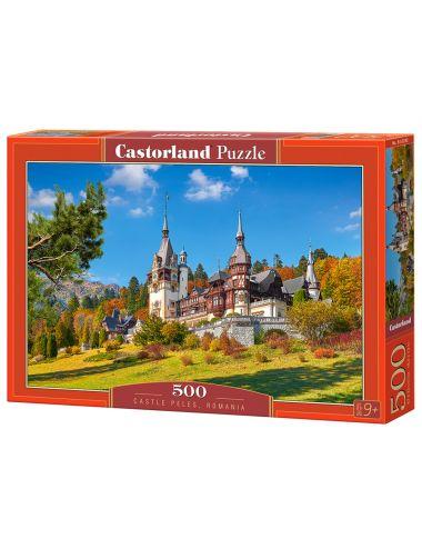 Castorland CASTLE PELES, ROMANIA  500 ΚΟΜΜΑΤΙΑ B-53292