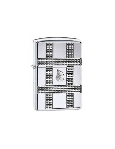 ZIPPO Αναπτήρας Armor® Geometric Design 49079