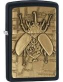 ZIPPO Αναπτήρας Steampunk Beetle Emblem 29567
