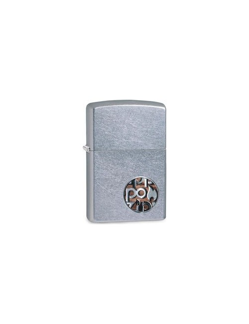 ZIPPO Αναπτήρας Button Logo 29872