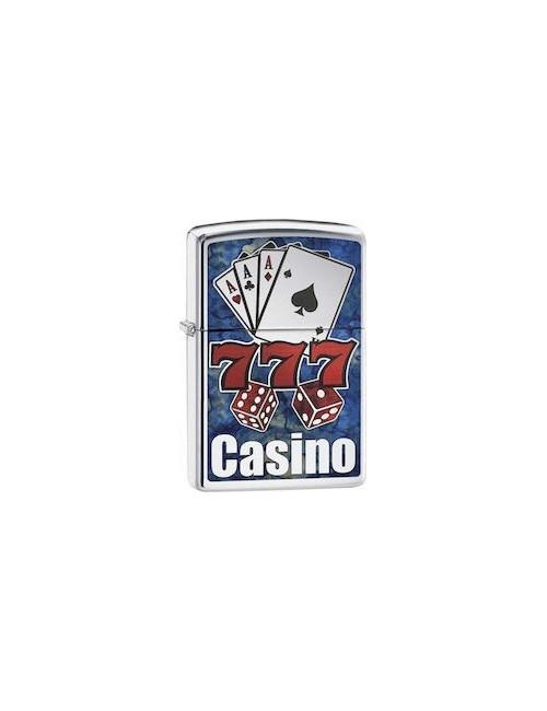 ZIPPO Αναπτήρας Fusion Casino 29633