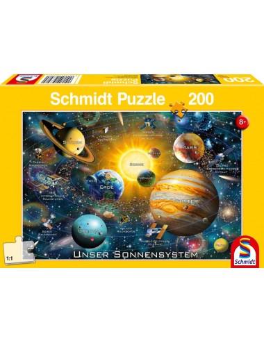 Schmidt   Το ηλιακό σύστημα 200pcs 56308