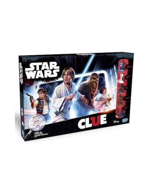 Hasbro Cluedo: Star Wars Edition Επιτραπέζιο B7688