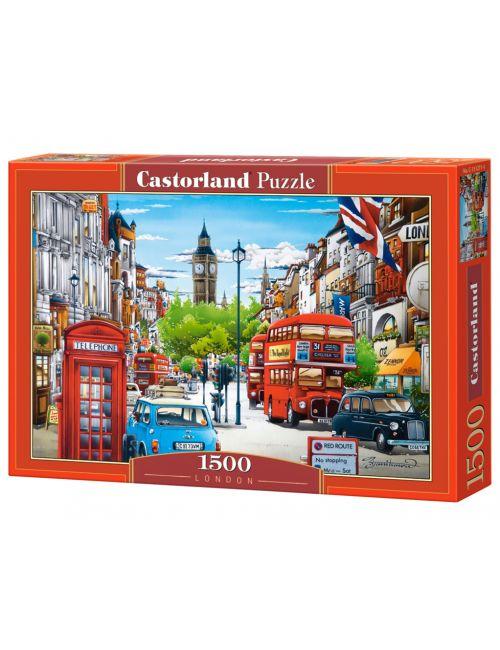 Castorland London  1500 ΚΟΜΜΑΤΙΑ C-151271