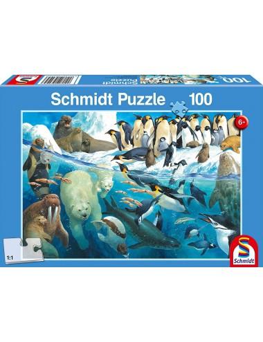 Schmidt Standard - Ζώα των πόλων 56295 100pcs