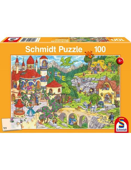 Schmidt Standard - Παραμυθένιο Βασίλειο 56311 100pcs
