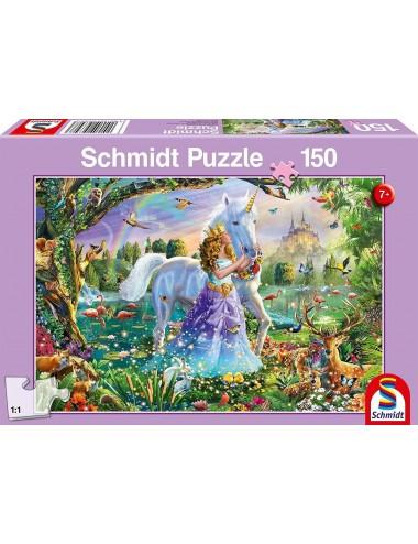 Schmidt 56307 Standard - Μία πριγκίπισσα, ένας μονόκρεος και ένα κάστρο 150κομ.