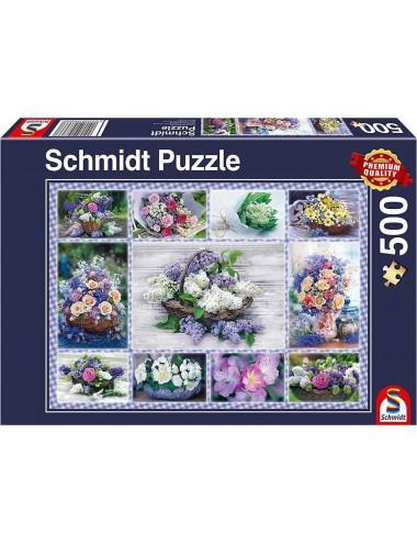 Schmidt Μπουκέτο λουλούδια 500pcs (58366)