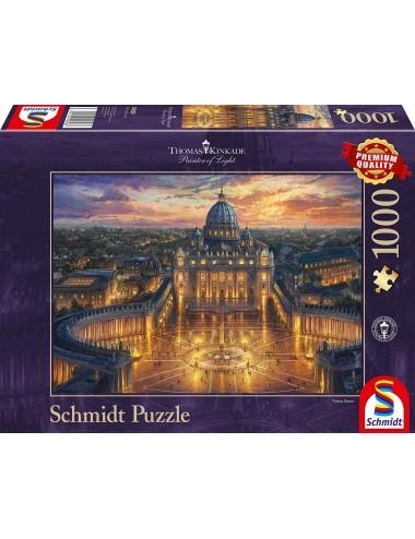 Schmidt Kinkade - Βατικανό  1000pcs (59628)