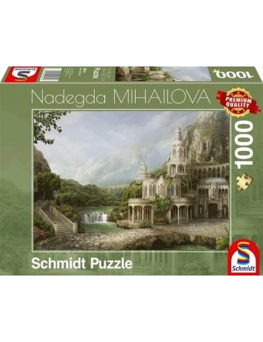 Schmidt Mihailova - Ορεινό παλάτι 1000pcs (59611)