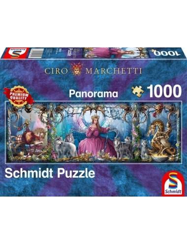 Schmidt Pano - Παγωμένο παλάτι 1000pcs (59612)