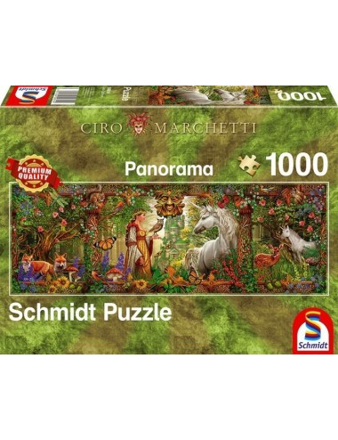 Schmidt Pano - Μαγικό δάσος  1000pcs (59614)