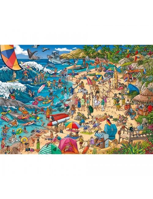 HEYE Tanck - Seashore 1000pcs  29922