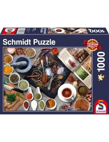 Schmidt Μπαχαρικά 1000pcs (58948)