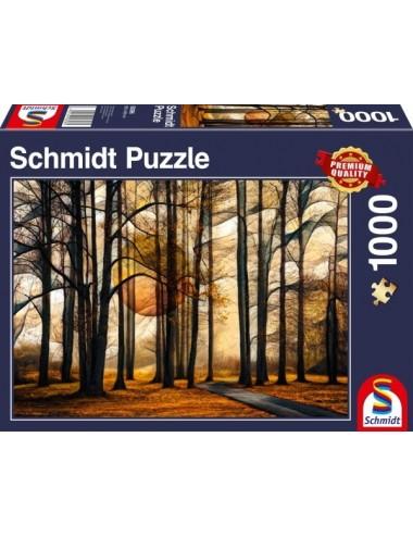 Schmidt Μαγικό Δάσος 1000pcs (58396)