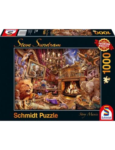 Schmidt  Steve Sundram - Story Mania  1000pcs  59661