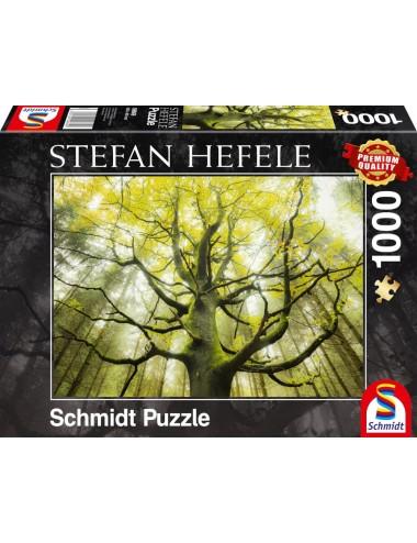 Schmidt Stefan Hefele - Dream tree 1000pcs  59669