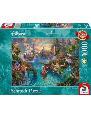 Schmidt Disney, Peter Pan  1000pcs 59635
