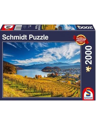 Schmidt Αμπέλια 2000pcs 58953