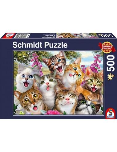 Περισσότερα σχετικά με Schmidt  Cat Selfie   500pcs 58391