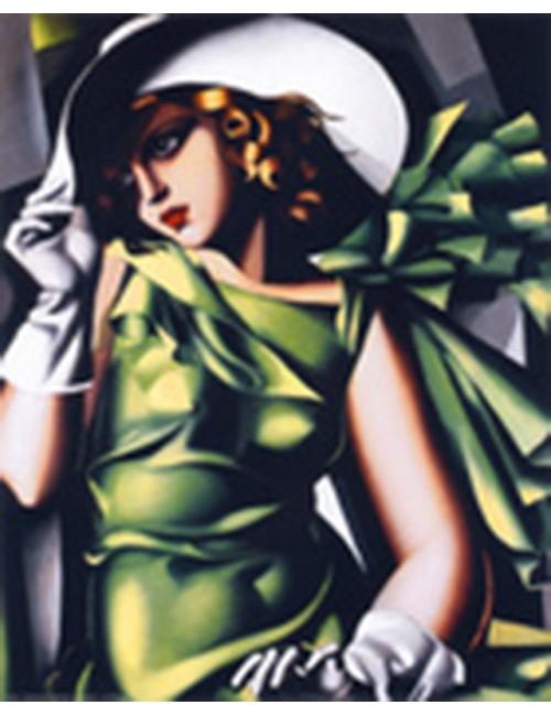 LADY IN GREEN 1500pcs (26135) Ricordi