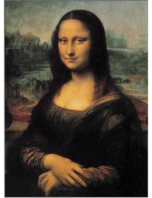 LA GIOCONDA - MONA LISA 1000pcs (09649) Ricordi