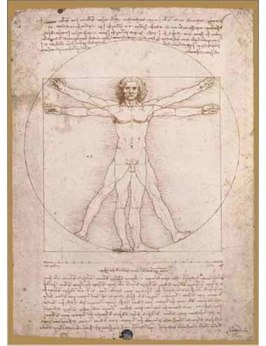 Περισσότερα σχετικά με L'UOMO VITRUVIANO 1500pcs (16181) Ricordi